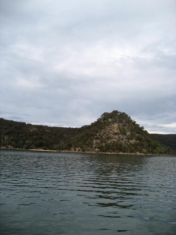Ku-ring-gai Chase National Park - Boat Trip. Day 2